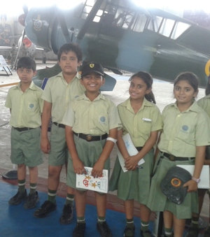 EDUCATIONAL TRIP TO THE AIR FORCE MUSEUM