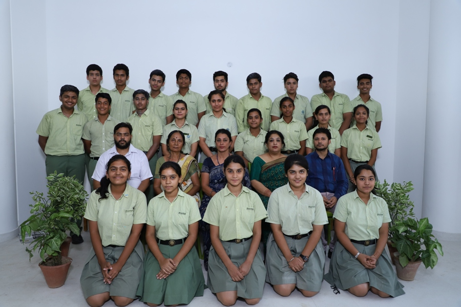 Class Photograph - Class XI