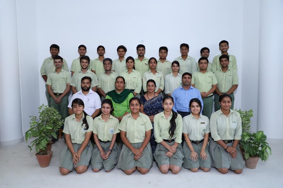 Class Photograph - Class XII