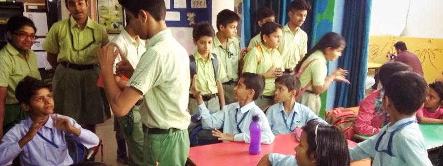 Noida deaf Society2