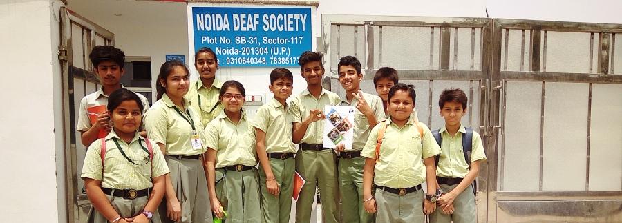 Noida deaf Society3