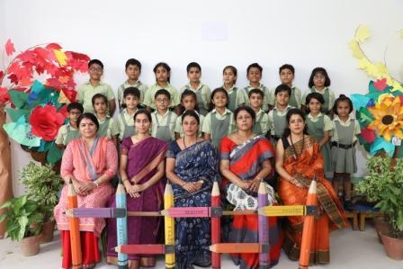 CLASS PHOTOGRAPH- Class II A, B & C