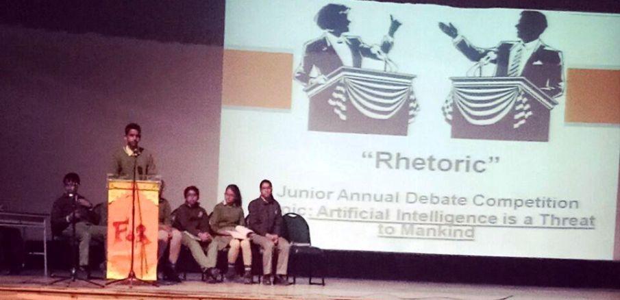 Annual Debate 6-8