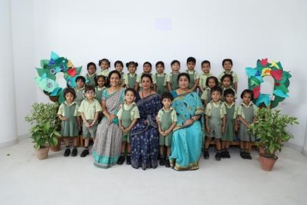 CLASS PHOTOGRAPH- Nursery A & B