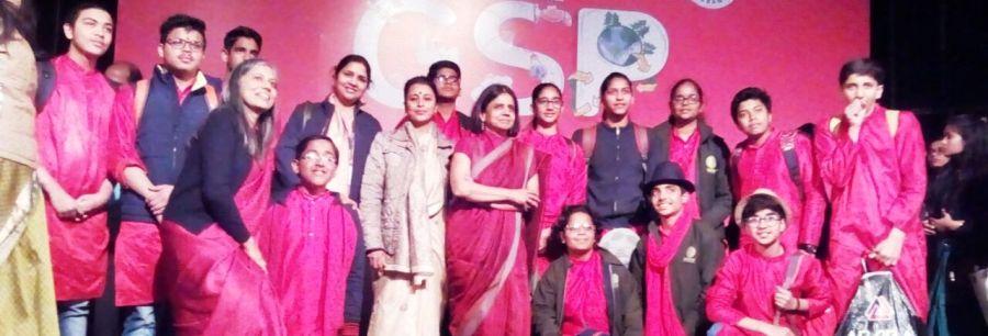 Ecology club Green school award